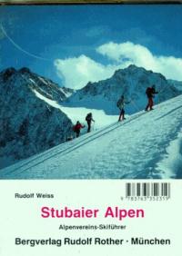 Skiführer Stubaier Alpen