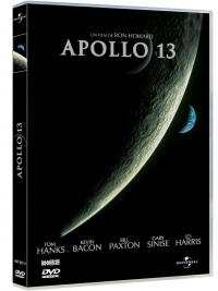Apollo 13 [DVD] / directed by Ron Howard ; based on the book Lost moon by Jim Lovell & Jeffrey Kluger ; screenplay by William Broyles Jr. & Al Reinert ; music by James Horner