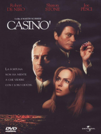 Casinò [DVD]