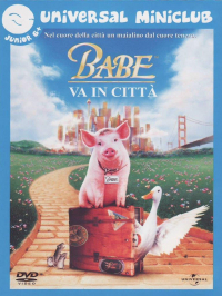 Babe va in città [Videoregistrazione] / directed by George Miller ; written by George Miller, Judy Morris, Mark Lamprell ; music composed by Nigel Westlake