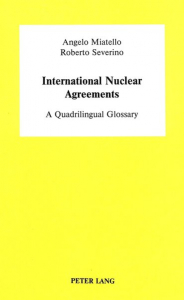 International nuclear agreements