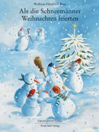 Als die Schneemanner Weihnachten feierten