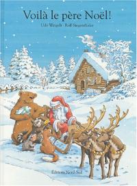Voila le pere Noel!