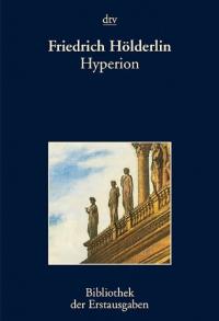 Hyperion, oder der Eremit in Griechenland