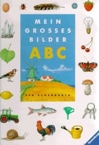 Mein grosses Bilder ABC