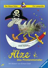 Atze, das Piratenmonster