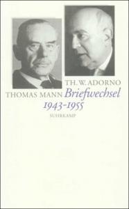 3: Briefwechsel 1943-1955