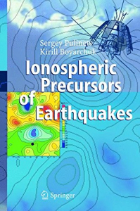 Ionospheric precursors of earthquakes