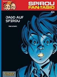 Spirou und Fantasio. Jagd auf Spirou / Tome & Janry