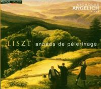 Années de pèlerinage [Audioregistrazione]