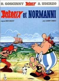 Asterix et Normanni : novum periculum Asterigis / composuit Goscinny ; pinxit Uderzo ; in latinum convertit Rubricastellanus