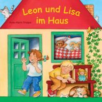 Leon und Lisa im haus