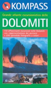 Grande atlante escursionistico delle Dolomiti