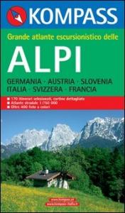 Grande atlante escursionistico delle Alpi