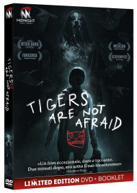 Tigers Are Not Afraid [VIDEOREGISTRAZIONE]