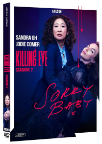 Killing Eve. stagione 2.