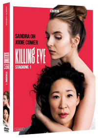 Killing eve. Stagione 1