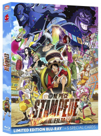 One Piece Stampede: il film