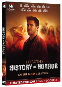 Eli Roth's History Of Horror [VIDEOREGISTRAZIONE]