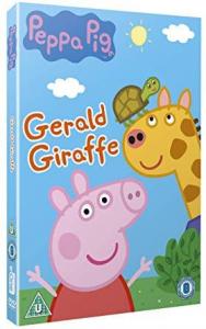 Gerald la Giraffa [VIDEOREGISTRAZIONE]