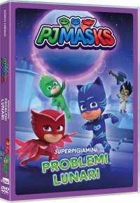 PJ Masks, superpigiamini