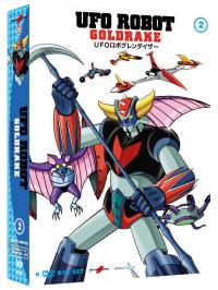 UFO Robot Goldrake : serie tv completa. 2