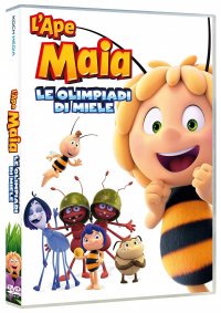 L'ape Maia. Le olimpiadi di miele