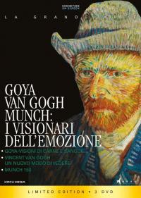 Goya, Van Gogh, Munch [VIDEOREGISTRAZIONE]