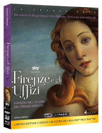 Firenze e gli Uffizi [VIDEOREGISTRAZIONE]
