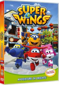 Super Wings. 2, Avventure in Oriente