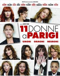 11 donne a Parigi [VIDEOREGISTRAZIONE]