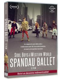 Spandau Ballet [VIDEOREGISTRAZIONE]