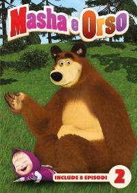 Masha e Orso, 2 [DVD]