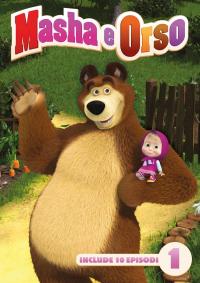 Masha e Orso, 1 [DVD]