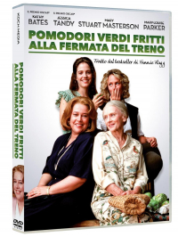 Pomodori verdi fritti alla fermata del treno [DVD] / directed by Jon Avnet ; music by Thomas Newman ; based upon the novel Fried green tomatoes at the Whistle stop cafè by Fannie Flagg ; screenplay by Fannie Flagg and Carol Sobieski