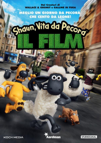 Shaun, vita da pecora: il film [DVD]