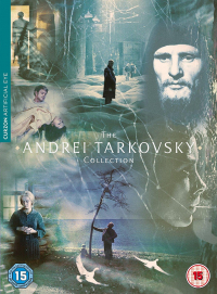 Sculpting Time: The Andrei Tarkovsky Collection [Edizione: Regno Unito]
