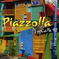 Astor Piazzolla: La Calle 92
