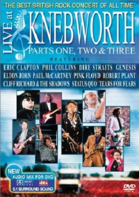 Live at Knebworth [DVD] : the best british rock concert of all time / directed by Larry Jord & Bruce Gowers. 1-2