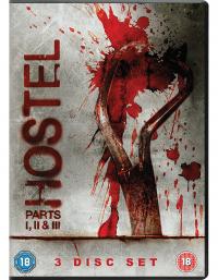 Hostel parts 1., 2. & 3.