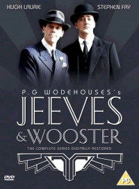 Jeeves & Wooster : the complete collection digitally restored / [creato da] Clive Exton ; Stephen Fry, Hugh Laurie. [8]: Series 4 Episodes 4-6