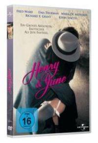 Henry & June [Videoregistrazione]