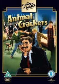 Animal crackers [DVD]