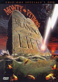 Monty Python's the meaning of life [DVD] / directed by Terry Jones ; scritto e interpretato da Graham Chapman, John Cleese, Terry Gilliam, Terry Jones, Eric Idle, Michael Palin. 2