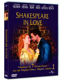 Shakespeare in love [DVD] / directed by John Madden ; written by Marc Norman and Tom Stoppard ; music by Stephen Warbeck
