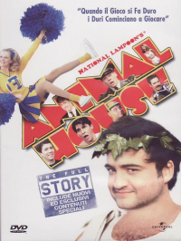 Animal House : national lampoon's [DVD] / directed by John Landis ; music by Elmer Bernstein