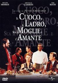 Il cuoco, il ladro, sua moglie e l'amante [DVD]