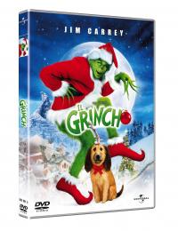 Il Grinch [DVD] / un film di Ron Howard ; [con] Jim Carrey ... [et al.] ; il narratore della versione originale è Anthony Hopkins ; montaggio di Dan Hanley, Mike Hill ; direttore della fotografia Don Peterman ; tratto dal libro di Dr. Seuss