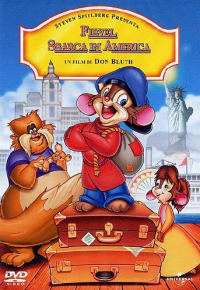 Fievel sbarca in America