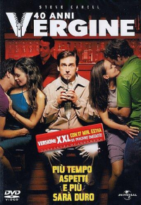 40 anni vergine [Videoregistrazione] / directed by Judd Apatow ; written by Judd Apatow & Steve Carell ; music by Lyle Workman